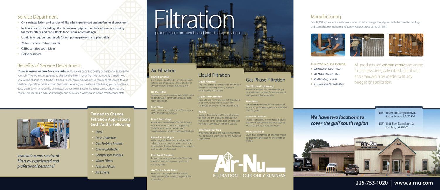 Air-Nu Filtration