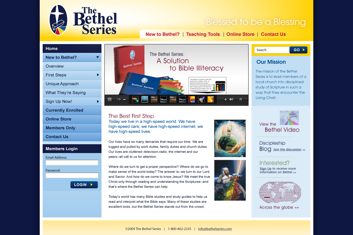 The Bethel Series