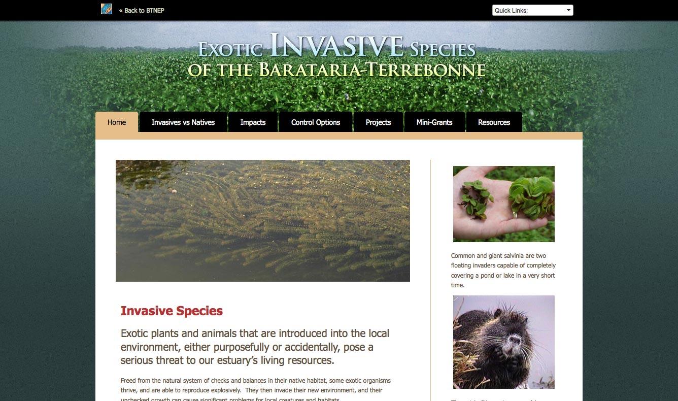 Barataria-Terrebonne National Estuary Program