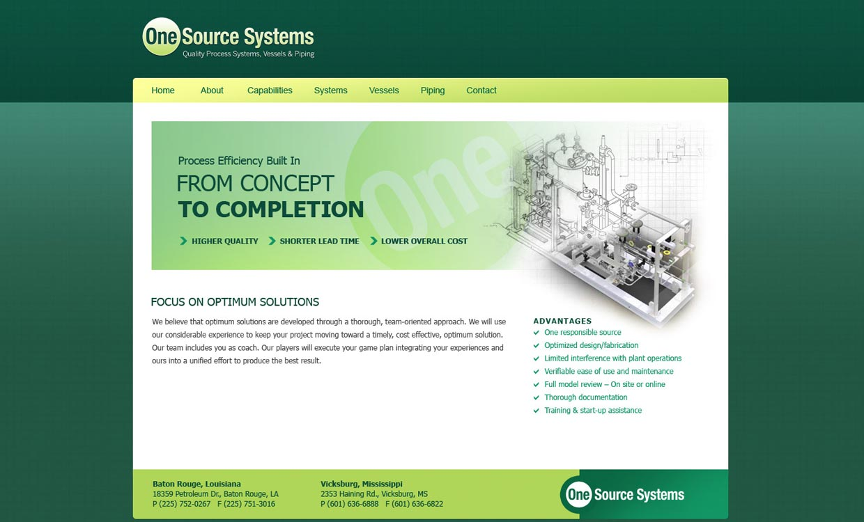One Source Systems
