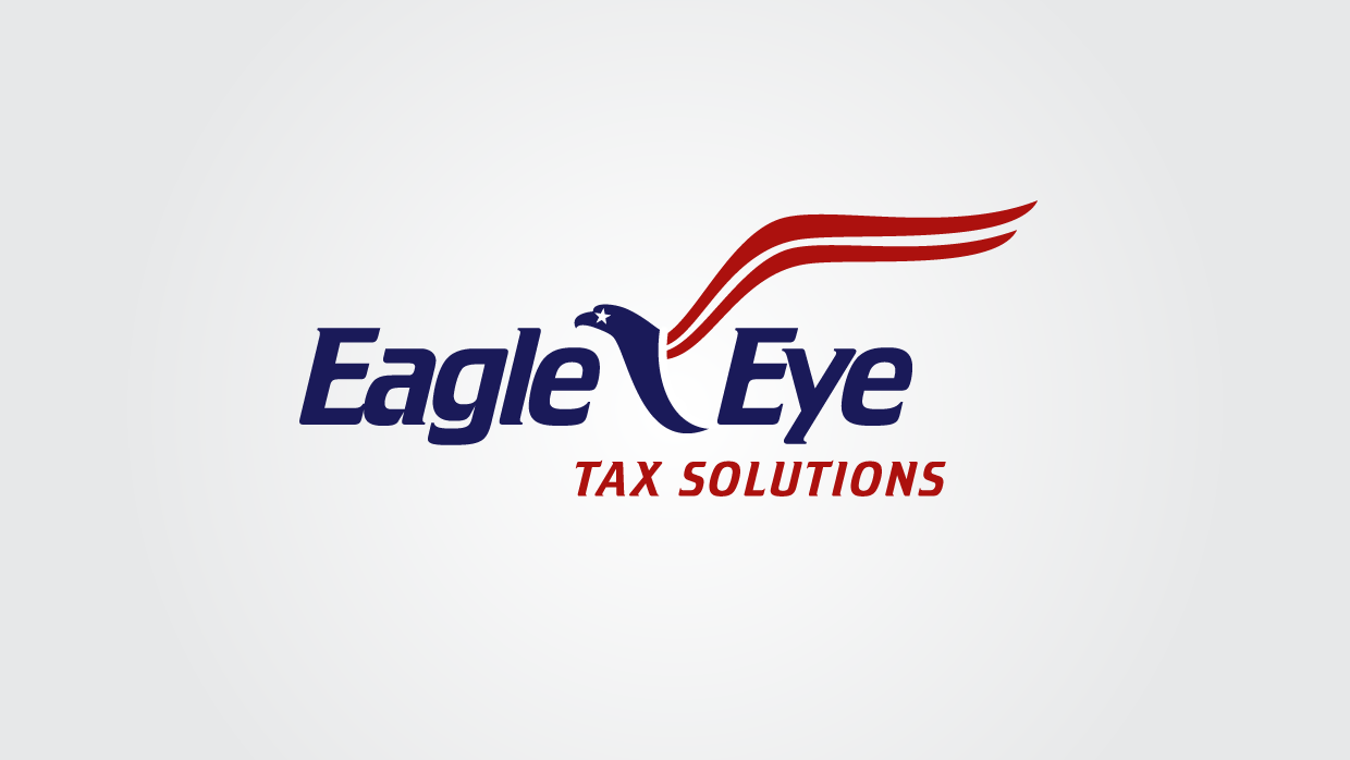 Eagle Eye Tax Logo