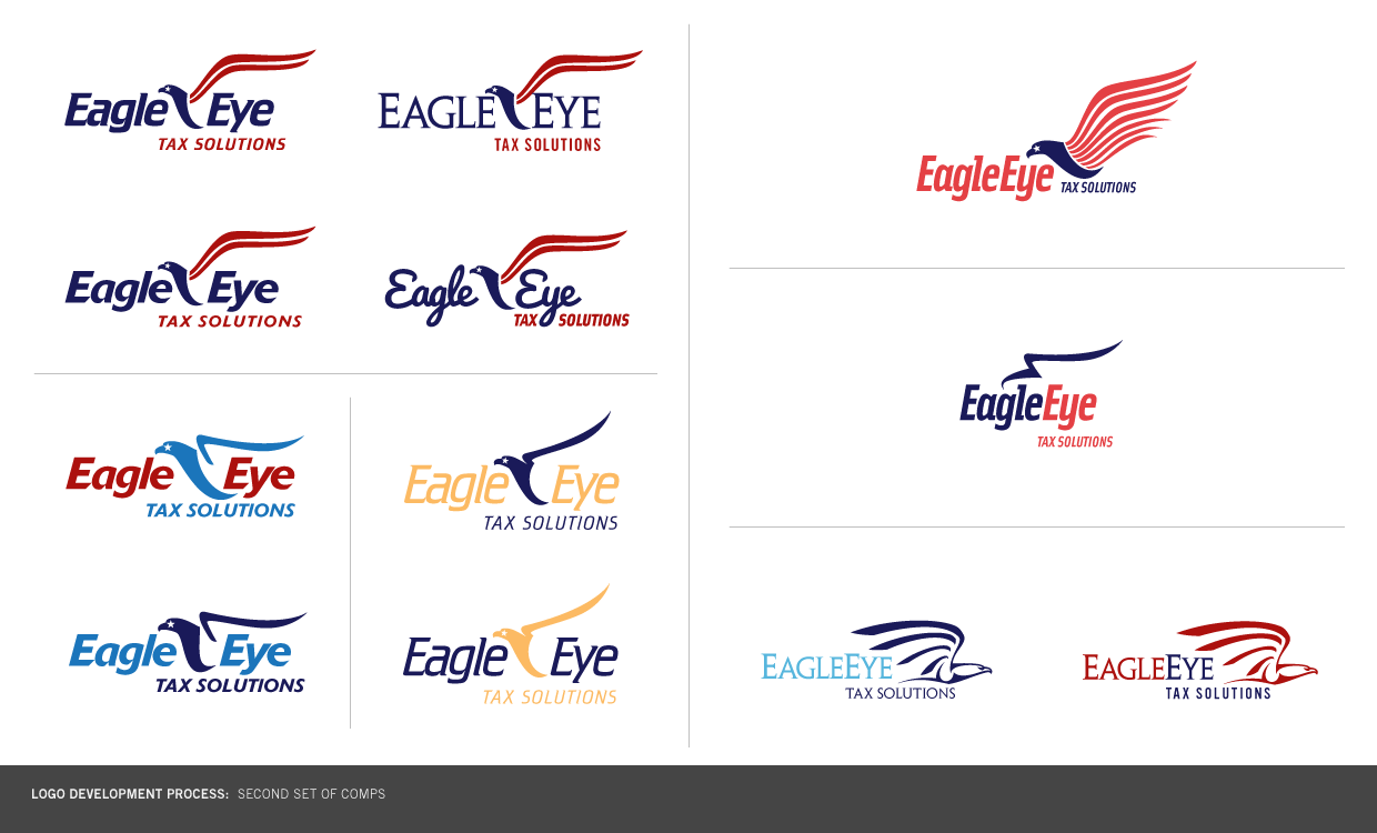 Eagle Eye Tax Logo: Comps 2